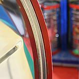 Медогонка 3-х рамочная (рута) нержавейка (Чарунка) с неповоротными кассетами, фото 5