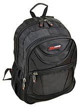 Небольшой рюкзак Power In Eavas 8825 black черный 21 л