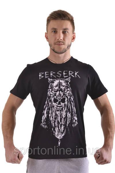 Футболка BERSERKER black