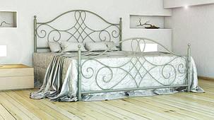 Кровать Парма 180*190 фисташка (Металл дизайн), фото 2