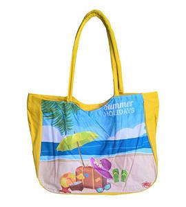 Пляжная женская сумка(ПляжСум_жен-001)