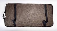 Накидка на автомобильное сидение из каракульской шерсти