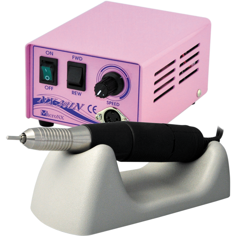 Фрезер для маникюра и педикюра MICRO-NX 201N-35