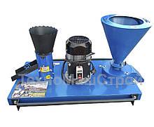 Гранулятор ГКМ100+ 3 в 1 , 1.5 кВт. 220/380 В