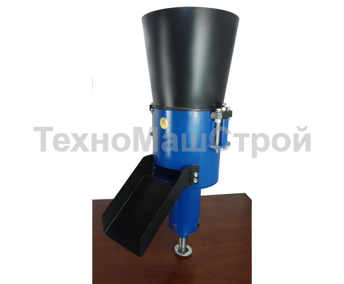 Рабочая часть гранулятора с матрицей 205 мм.