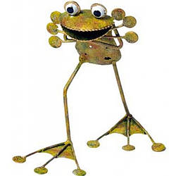 Садова фігура Frog Django,Medusa