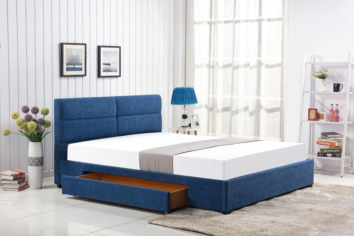 Двуспальная кровать Halmar MERIDA