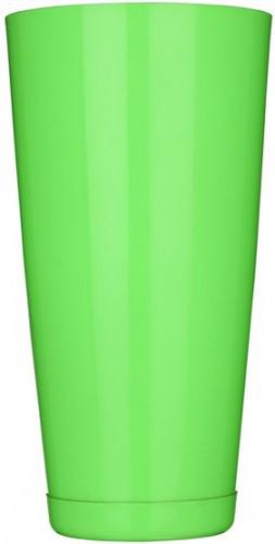 "Шейкер ""Бостон"" нержавеющий круглый салатового цвета V 750 мл (шт)"