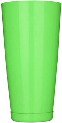 """Шейкер """"Бостон"""" нержавеющий круглый салатового цвета V 750 мл (шт), фото 2"""