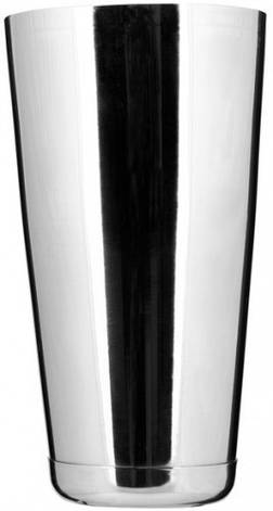 """Шейкер """"Бостон"""" нержавеющий круглый с утяжелителем H 175 мм (шт), фото 2"""