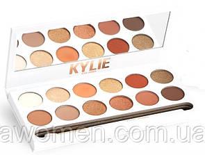 Тени для глаз Kylie THE BRONZE EXTENDED PALETTE | KYSHADOW