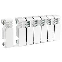 Алюминиевый радиатор Alltermo Uno Compacto 200/100