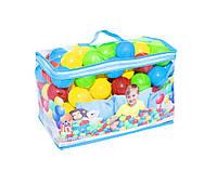 Шарики игровые цветные для бассейнов BestWay 52027, 100шт/уп, D=6,5см
