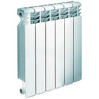 Алюминиевый радиатор Alltermo Vector 500/75