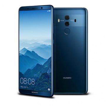 """Смартфон Huawei Mate 10 Pro 6/128GB Blue, 20+12/8Мп, 6"""" OLED, 2sim, 4000 мА*ч, Kirin 970, 8 ядер, 4G"""