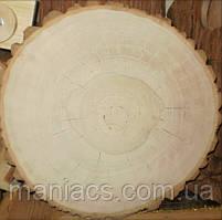 Срез дерева. Липа 31 - 35 см