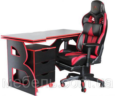 Геймерская станция Barsky Game Homework Red HG-05/BG-02/CUP-05, фото 2
