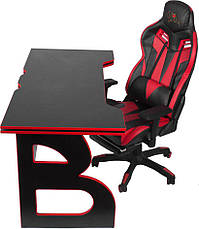 Геймерская станция Barsky Game Red HG-05/BG-02, фото 2