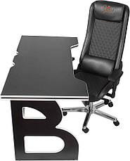 Геймерська станція Barsky Homework Game Black/White HG-06/GB-01, фото 2