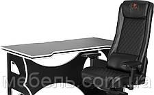 Геймерська станція Barsky Homework Game Black/White HG-06/GB-01, фото 3