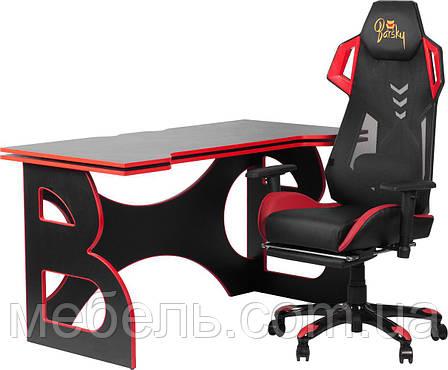 Геймерская станция Barsky Homework Game Red HG-05/BGM-03, фото 2