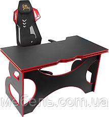 Геймерская станция Barsky Homework Game Red HG-05/BGM-03, фото 3