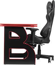 Геймерская станция Barsky Homework Game Red HG-05/SD-18, фото 2