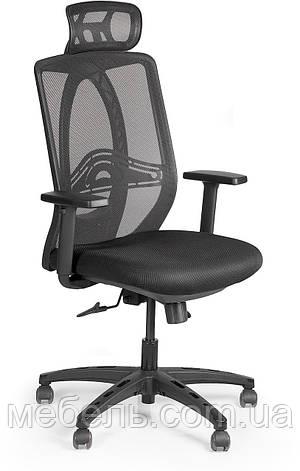 Кресло офисное Barsky Black BB-02, фото 2