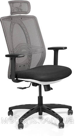 Офисное кресло Barsky White BW-02, фото 2