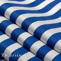 Оксфорд тентовая ткань водонепроницаемый плотность-600 сублимация 027-бело-синий
