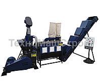 Линия грануляции MLG1000 kombi 300 кг\час пеллет
