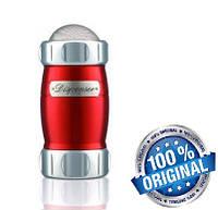 Сито для сахарной пудры и других сыпучих веществ Marcato Dispenser Rosso красный, фото 1