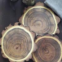 Срез дерева. Акация 11 - 15 см
