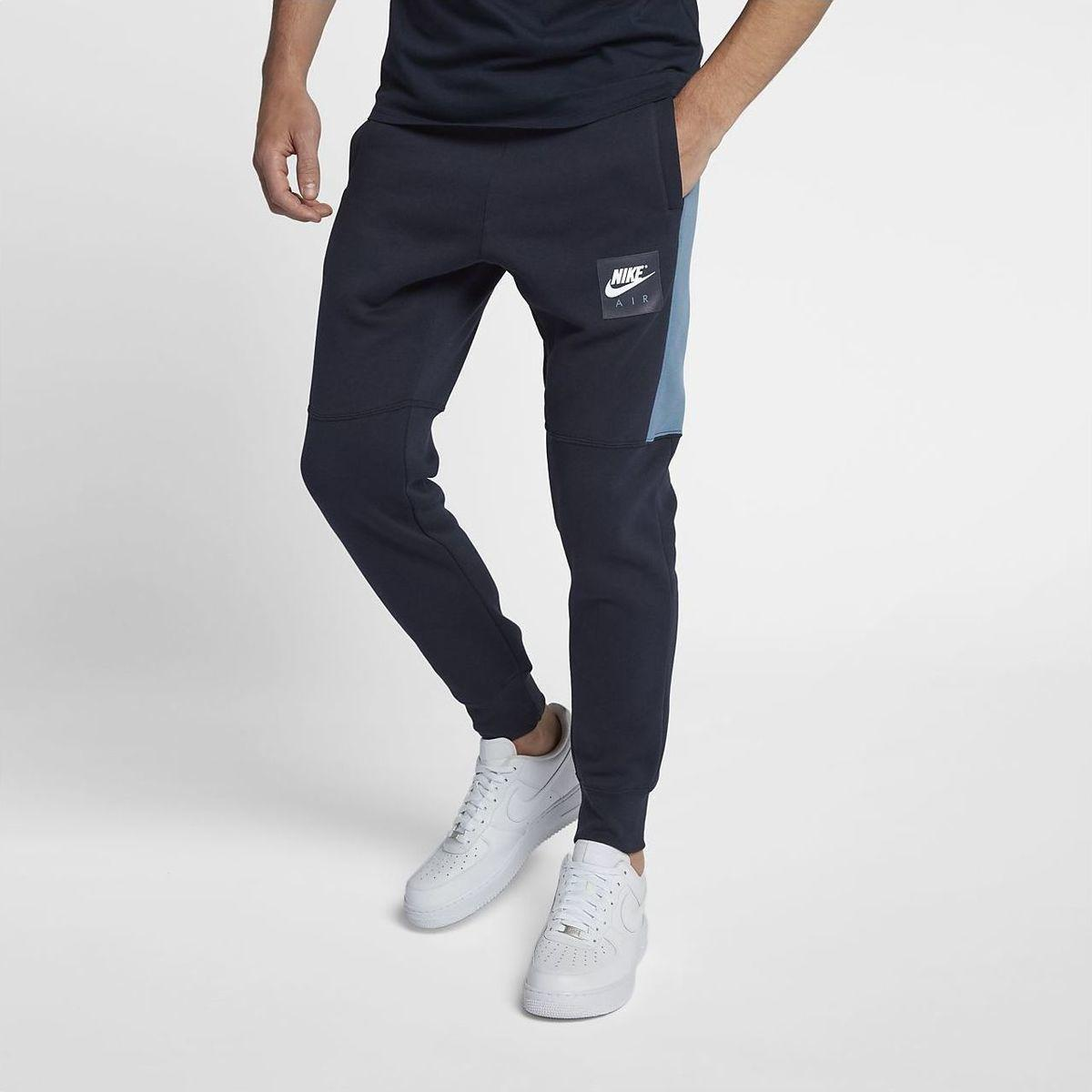 52652b84 Штаны Nike Air Joggers In Skinny Fit 886048-451 (Оригинал) - Football Mall