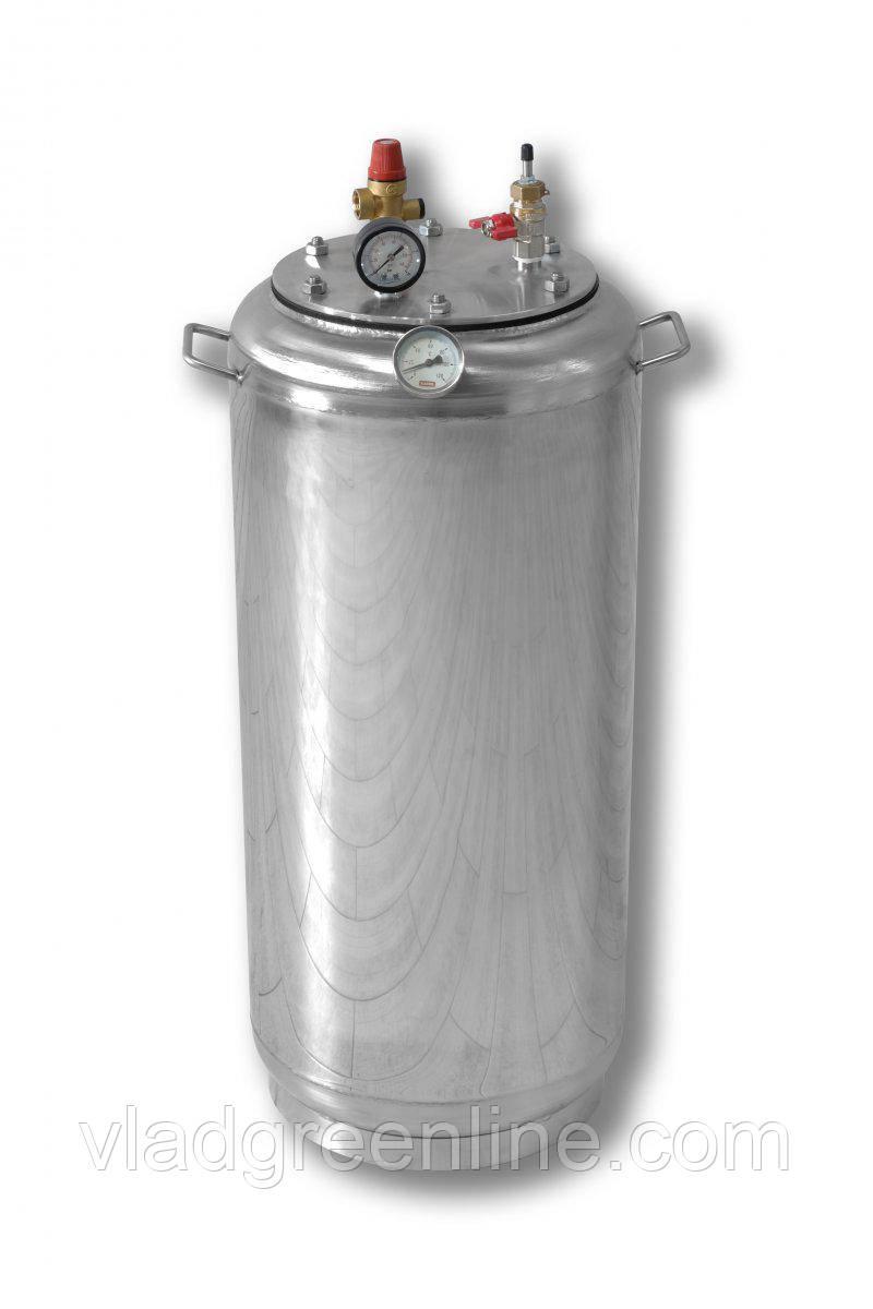 """Автоклав газовый Бук """"А40"""" (40 банок по 0,5 л)"""