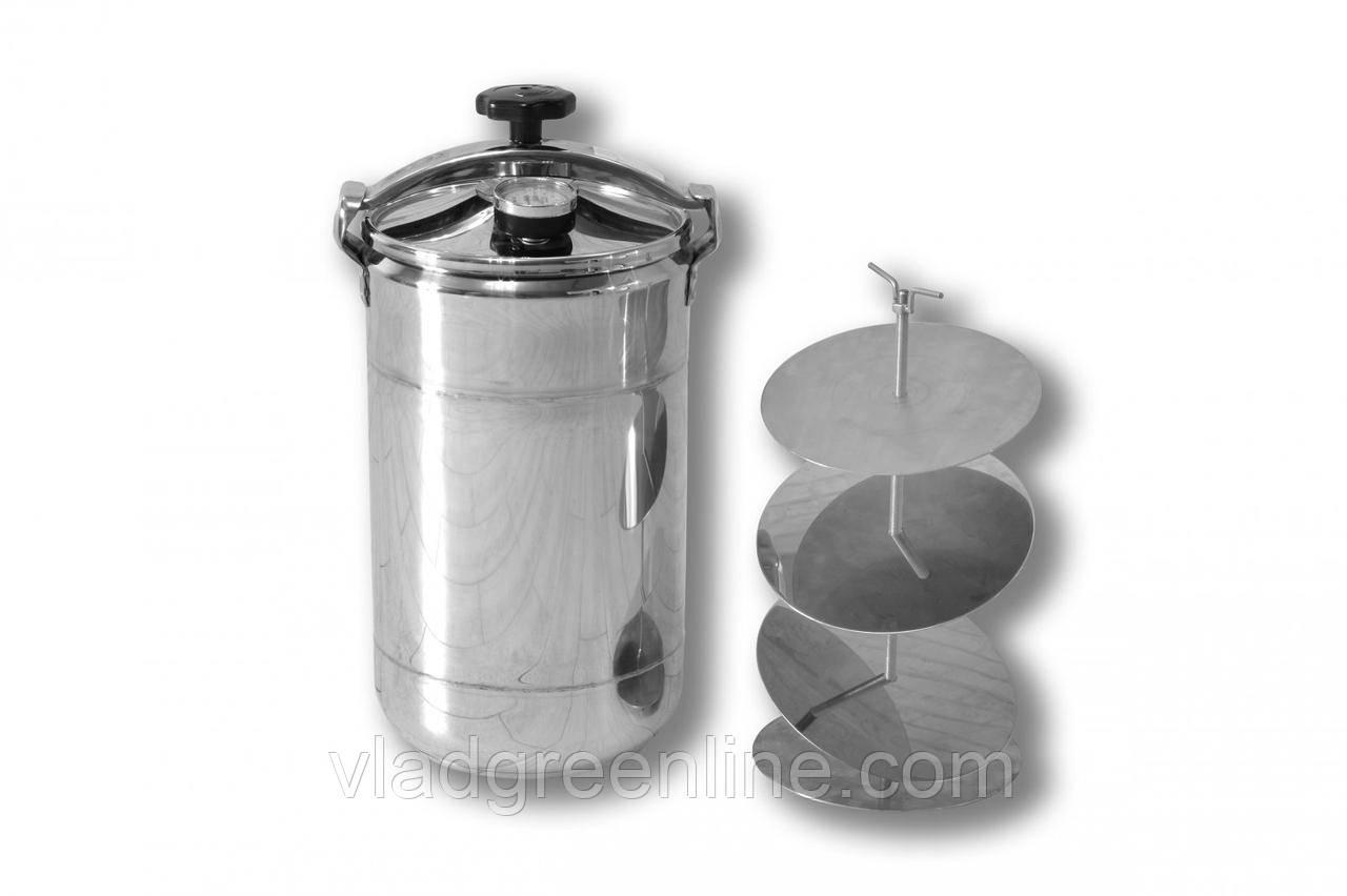 """Автоклав газовый кассетный Бук """"BINGO Стандарт"""" (12 банок по 0,5 л)"""