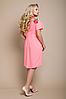 Ошатне літнє плаття з набивним мереживом з 50 по 58 розміри, фото 3