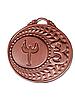 Медаль наградная 50 мм бронза