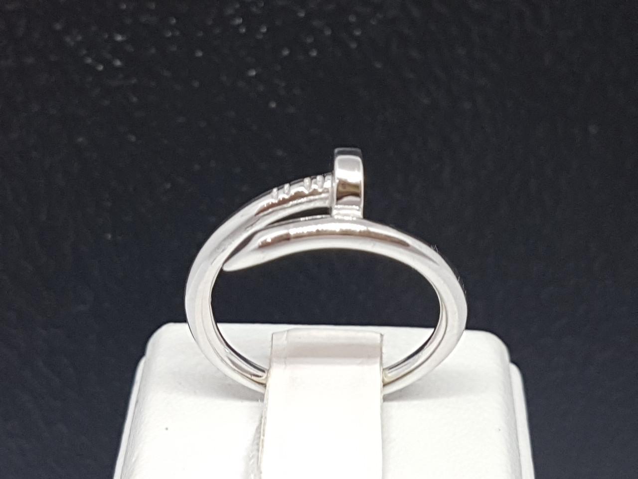 Серебряное кольцо. Артикул 1613 17,5