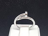 Серебряное кольцо. Артикул 1613 17,5, фото 1