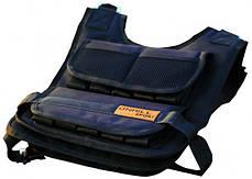 Утяжелительный жилет с регулируемым размером и весом 1-5 кг (Жилет утяжелитель), фото 2