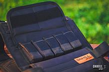 Утяжелительный жилет с регулируемым размером и весом 1-5 кг (Жилет утяжелитель), фото 3
