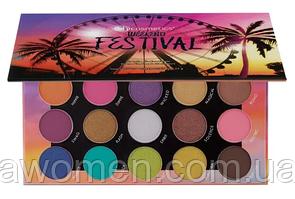 Тени для глаз BH Cosmetics Тени BH cosmetics Festival