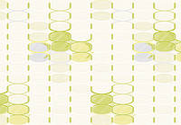 Обои 1,06х10,05 виниловые на флизелиновой основе ДХН  Блик 393/2 салатовый