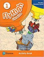 Fly High Ukraine 1 Activity Book (робочий зошит)