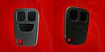 Корпус ключа Volvo XC90 (2 / 3 кнопки)