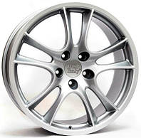 Литые диски WSP Italy Porsche (W1051) Tornado W10.5 R23 PCD5x130 ET47 DIA71.6 Dull Black