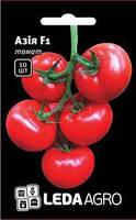 """Семена томата Азия F1, 10 сем., высокорослого, ТМ """"ЛедаАгро"""""""