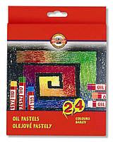 Набор художественной масляной пастели KOH-I-NOOR ( 8312 24 ) 24цв.