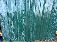 Профнастил ПМ-10 950*2000 зеленый